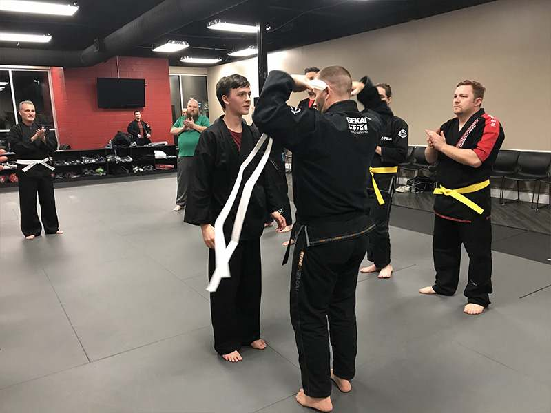 adult martial arts classes in spring hill