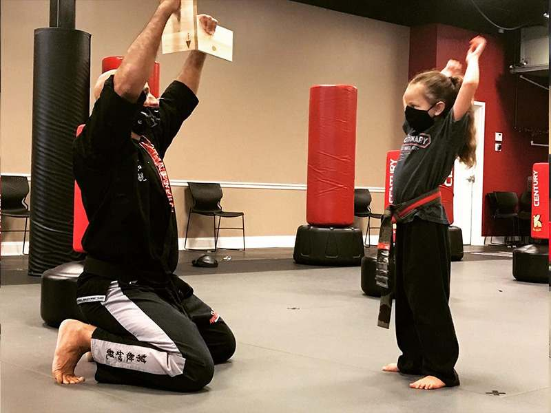 kids martial arts classes in spring hill