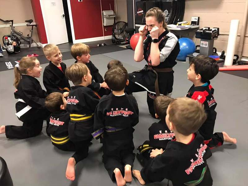 preschool martial arts classes in spring hill tn
